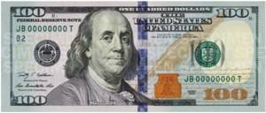 100 dollari